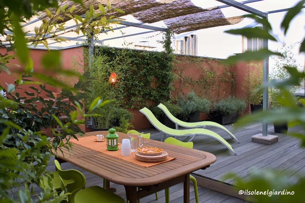 """Ngôi nhà của bạn sẽ chiếm """"spotlight"""" của cả khu phố chỉ nhờ khoảng sân thượng sang chảnh và xanh tươi thế này - Ảnh 3."""