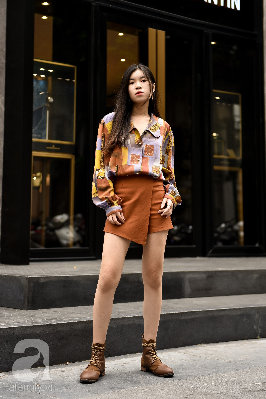 Có ai diện phụ kiện vừa chất vừa điệu như các quý cô miền Bắc trong street style tuần này - Ảnh 11.