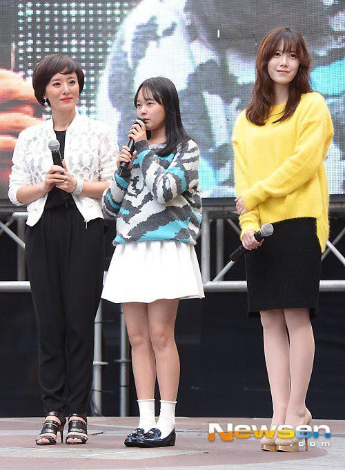 Giảm cân thành công nhưng Goo Hye Sun vẫn kém đẹp chỉ vì thói quen này khi diện váy ngắn - Ảnh 8.