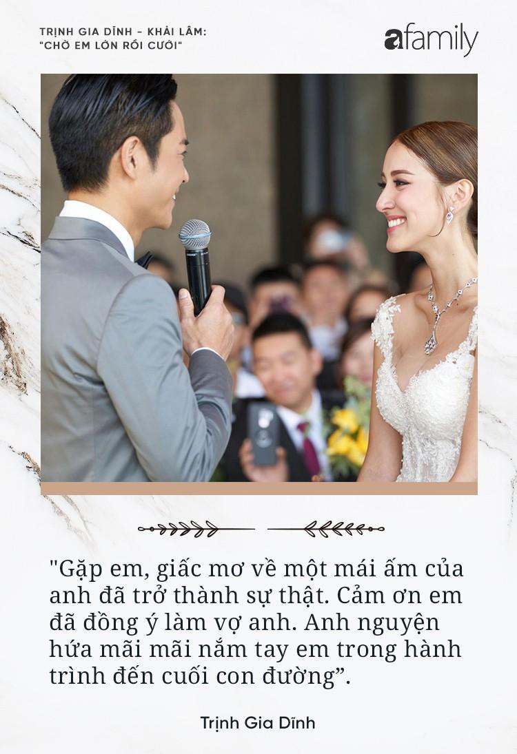"""""""Nam thần TVB"""" Trịnh Gia Dĩnh và chuyện tình với Hoa hậu kém 22 tuổi: Khi anh 20 em vẫn còn chưa ra đời   - Ảnh 3."""