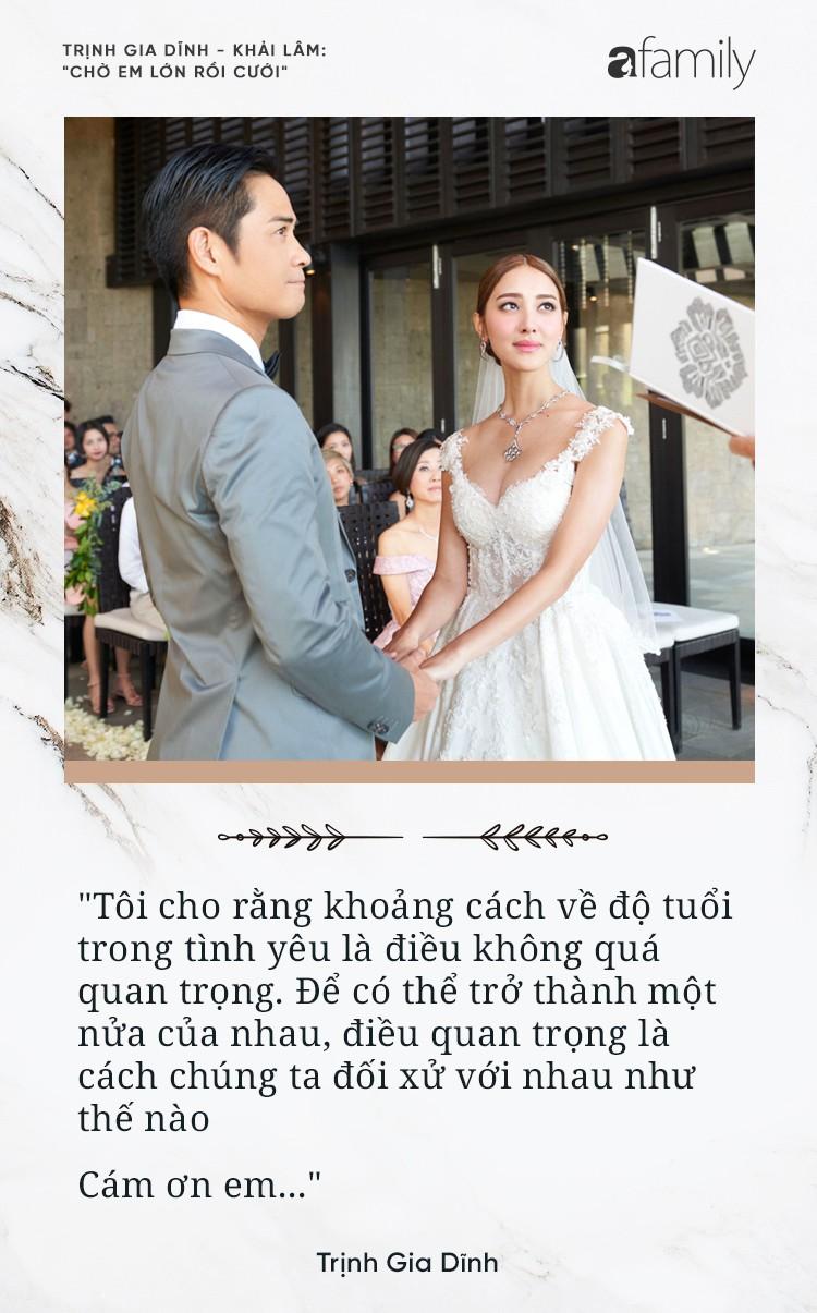 """""""Nam thần TVB"""" Trịnh Gia Dĩnh và chuyện tình với Hoa hậu kém 22 tuổi: Khi anh 20 em vẫn còn chưa ra đời   - Ảnh 4."""