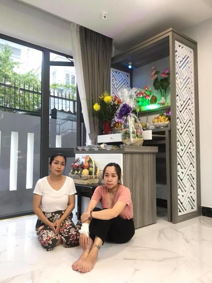Ngắm căn biệt thự với sân vườn xanh mướt và ngập tràn tiếng cười của vợ chồng MC Ốc Thanh Vân - Ảnh 13.