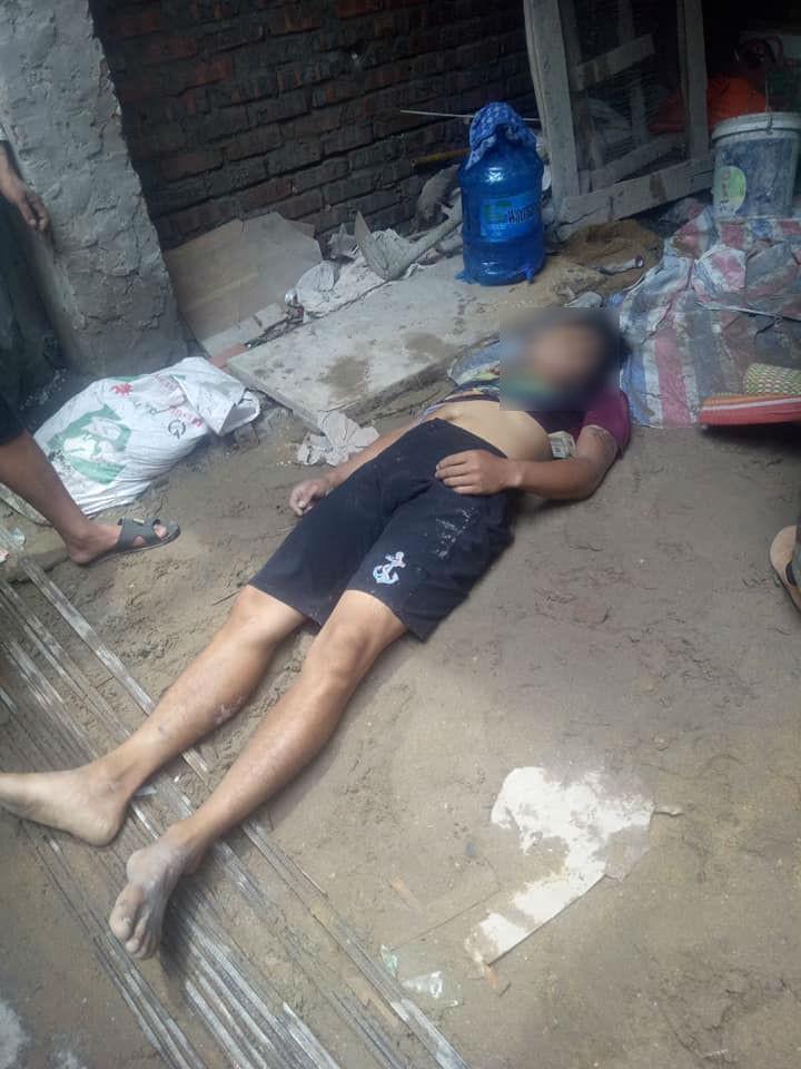 Hà Nội: Một thợ xây bị điện giật tử vong vì bất cẩn khi cắm điện - Ảnh 2.