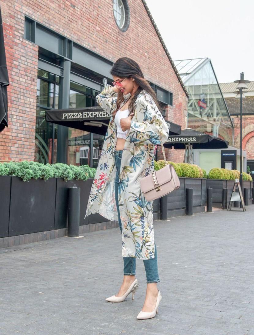 19 cách phối đồ vừa đẹp vừa sang khiến hội chị em nhao nhao đòi sắm ngay một chiếc kimono cardigan - Ảnh 16.