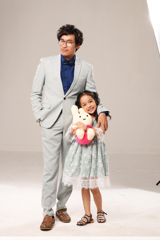 Kiều Minh Tuấn làm bố đơn thân, quyết tâm chinh phục mẹ trẻ An Nguy sau đổ vỡ hôn nhân  - Ảnh 1.