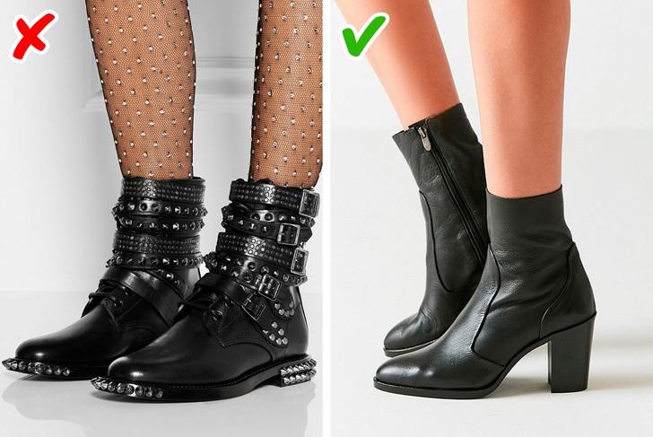8 kiểu giày dép nhiều chị em cứ tưởng là đẹp nhưng có thể khiến họ mất điểm hoàn toàn trong mắt người đối diện - Ảnh 4.