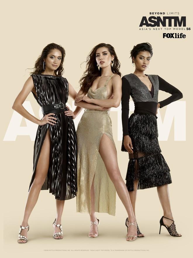 Minh Tú chính thức sang Thái Lan tham dự họp báo Asias Next top Model  - Ảnh 1.