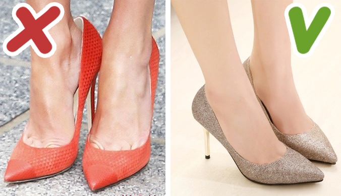 8 kiểu giày dép nhiều chị em cứ tưởng là đẹp nhưng có thể khiến họ mất điểm hoàn toàn trong mắt người đối diện - Ảnh 6.