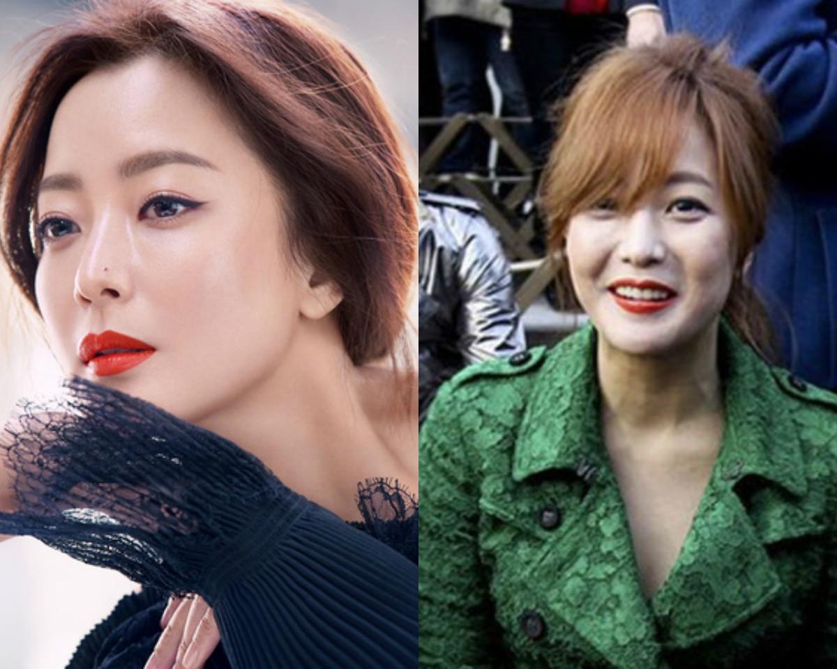 Những màn tuột dốc mỹ nhân Hàn chỉ muốn giấu nhẹm: Kẻ lộ mặt đơ cứng, tường thành bị bóc mẽ photoshop - Ảnh 1.