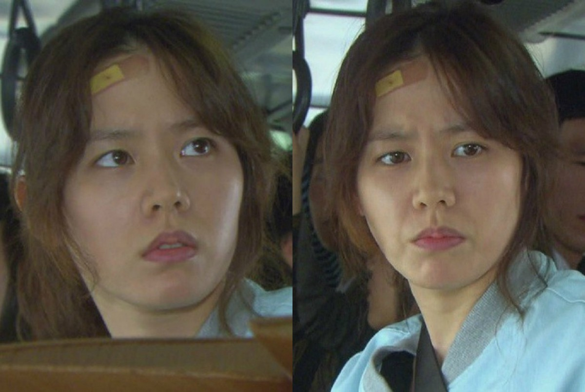 Những màn tuột dốc mỹ nhân Hàn chỉ muốn giấu nhẹm: Kẻ lộ mặt đơ cứng, tường thành bị bóc mẽ photoshop - Ảnh 18.