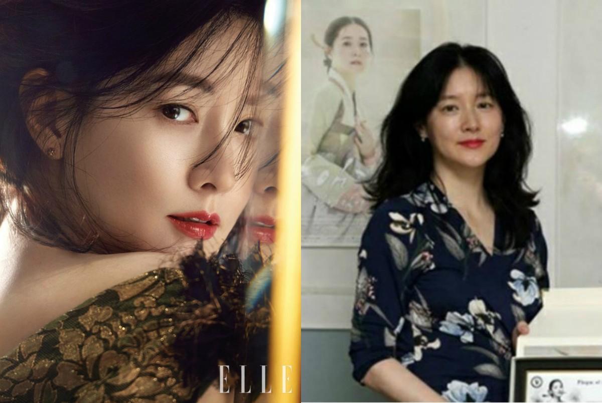 Những màn tuột dốc mỹ nhân Hàn chỉ muốn giấu nhẹm: Kẻ lộ mặt đơ cứng, tường thành bị bóc mẽ photoshop - Ảnh 20.