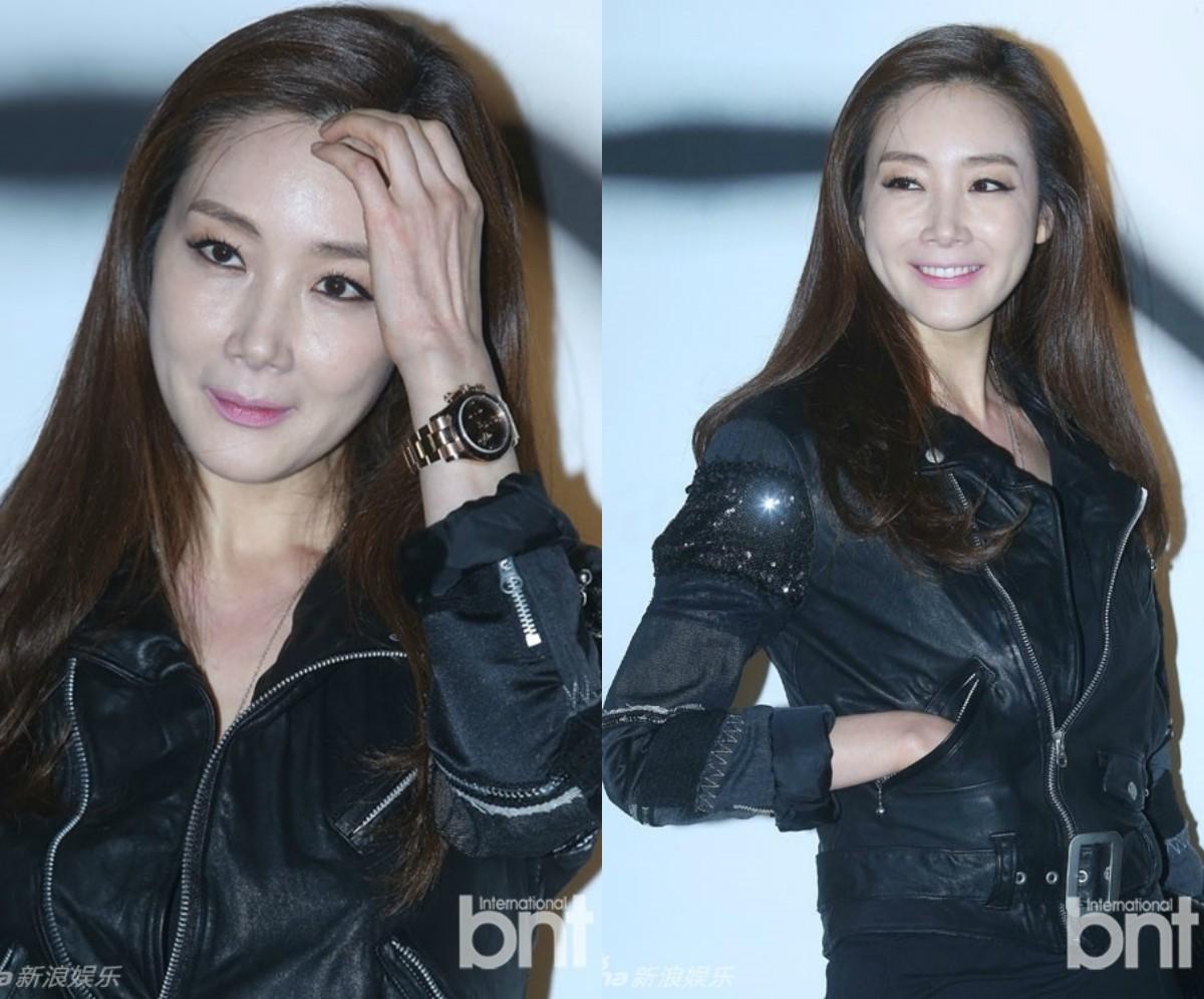 Những màn tuột dốc mỹ nhân Hàn chỉ muốn giấu nhẹm: Kẻ lộ mặt đơ cứng, tường thành bị bóc mẽ photoshop - Ảnh 6.