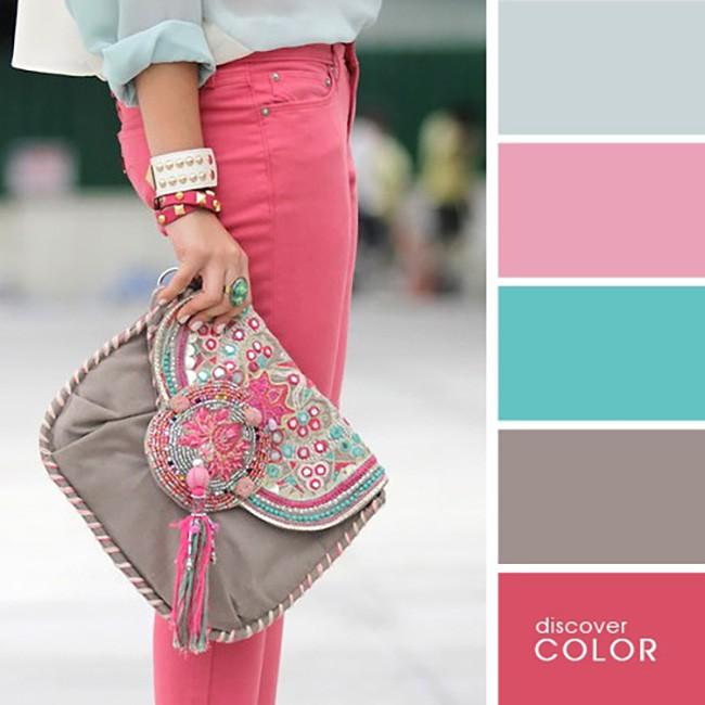 11 kiểu kết hợp trang phục đầy màu sắc mà không bị quê giúp chị em đẹp trong mọi hoàn cảnh - Ảnh 1.