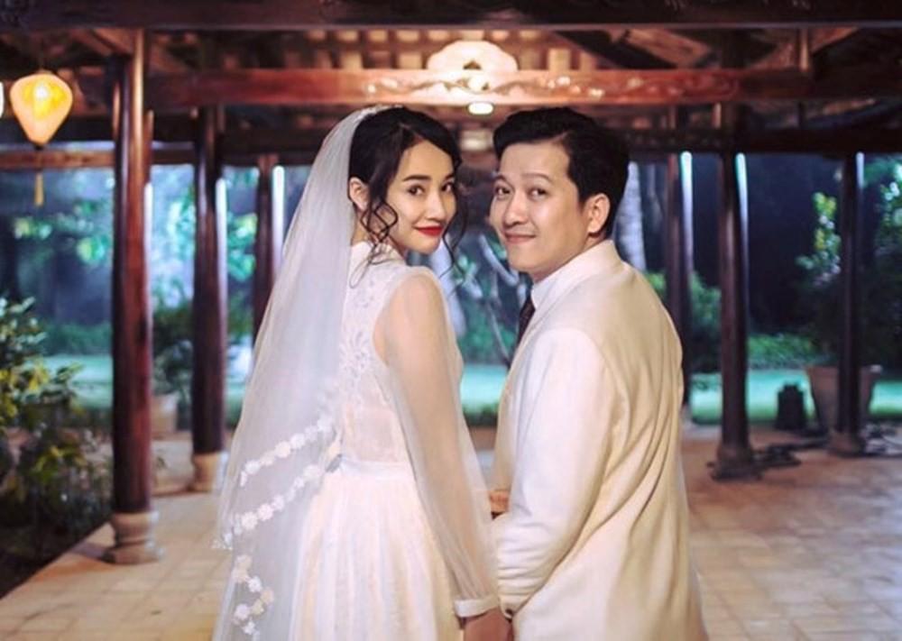 Nếu kết hôn với Trường Giang, Nhã Phương sẽ chọn trang phục nào cho ngày trọng đại? - Ảnh 1.