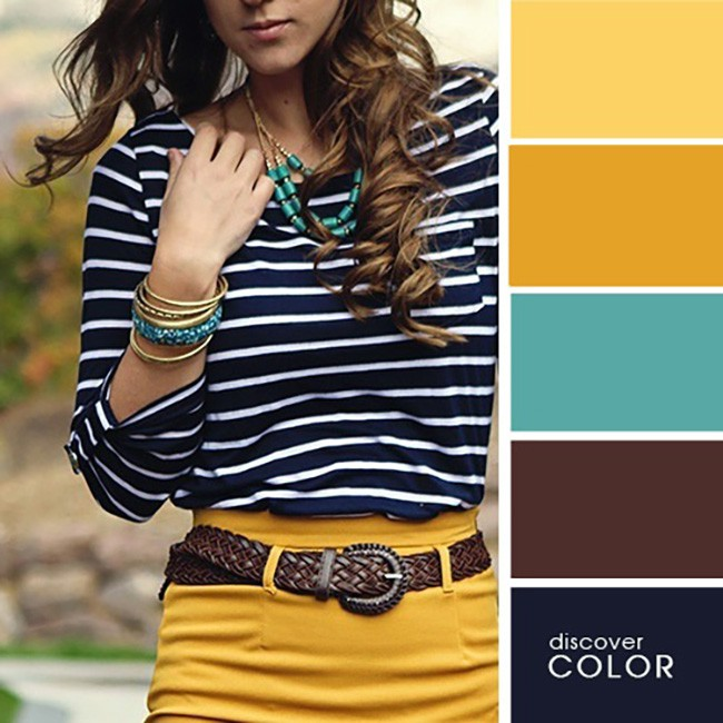 11 kiểu kết hợp trang phục đầy màu sắc mà không bị quê giúp chị em đẹp trong mọi hoàn cảnh - Ảnh 4.