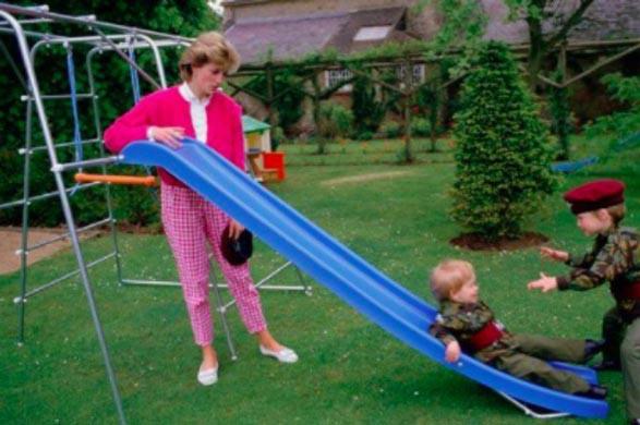 Bài học nuôi dạy con vô cùng quý giá tôi học được từ Công nương Diana - Ảnh 3.