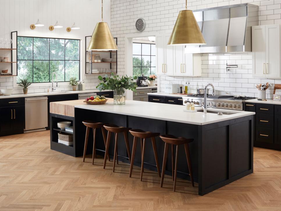 Những mẹo giúp bạn hô biến nhà bếp to lên trông thấy   - Ảnh 4.