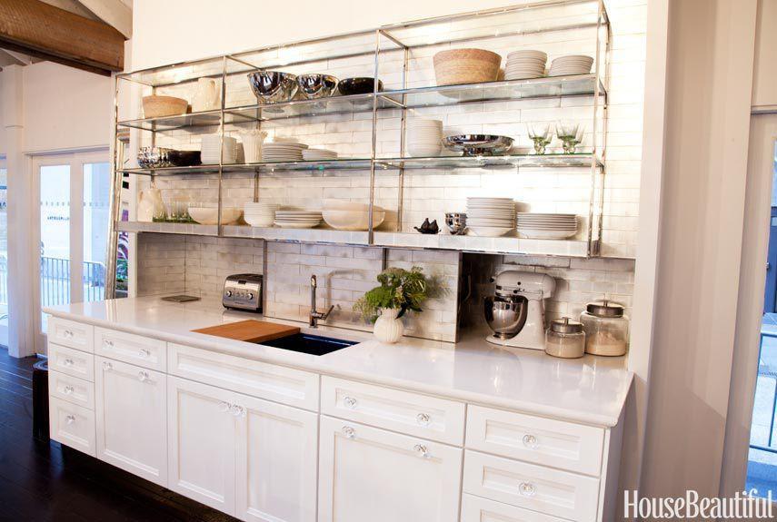 Những mẹo giúp bạn hô biến nhà bếp to lên trông thấy   - Ảnh 3.