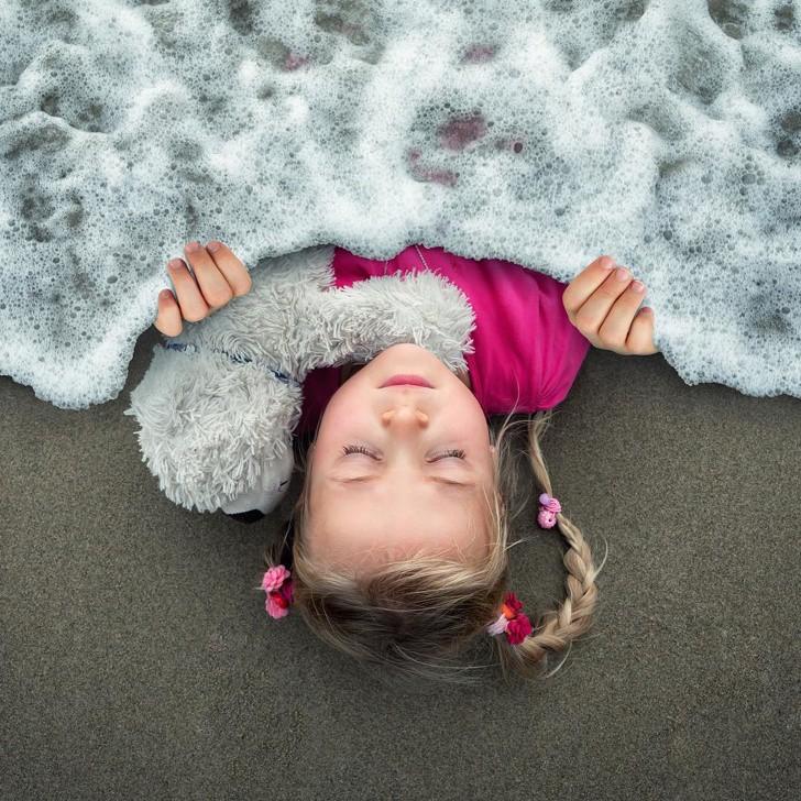 Khi bố vừa là nhiếp ảnh gia kiêm thánh photoshop, các con sẽ có những bức ảnh đẹp ai nhìn cũng mê - Ảnh 13.