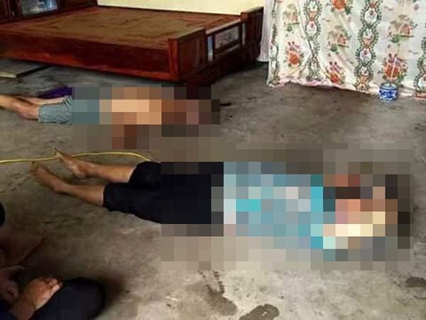 Thái Bình: 2 vợ chồng bất ngờ bị điện giật tử vong tại nhà riêng - Ảnh 1.