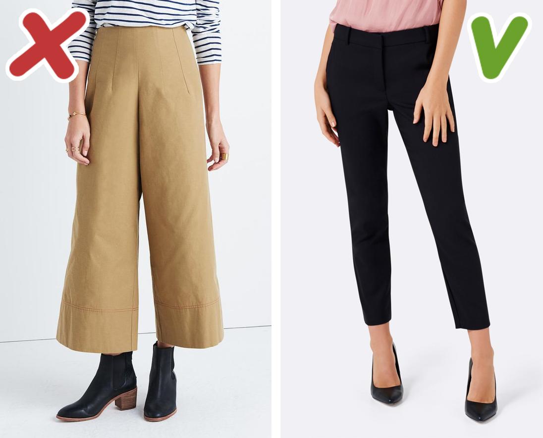 9 kiểu trang phục dễ làm lộ hết khuyết điểm trên cơ thể, chị em nên biết để tránh mặc - Ảnh 1.