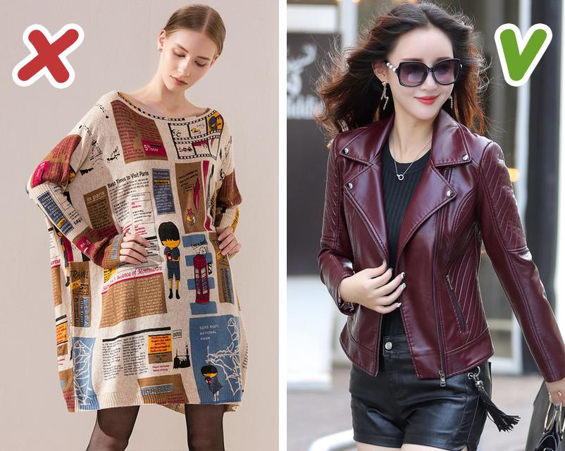 9 kiểu trang phục dễ làm lộ hết khuyết điểm trên cơ thể, chị em nên biết để tránh mặc - Ảnh 6.