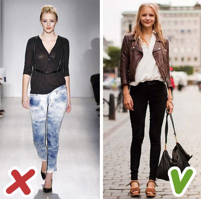 9 kiểu trang phục dễ làm lộ hết khuyết điểm trên cơ thể, chị em nên biết để tránh mặc - Ảnh 7.