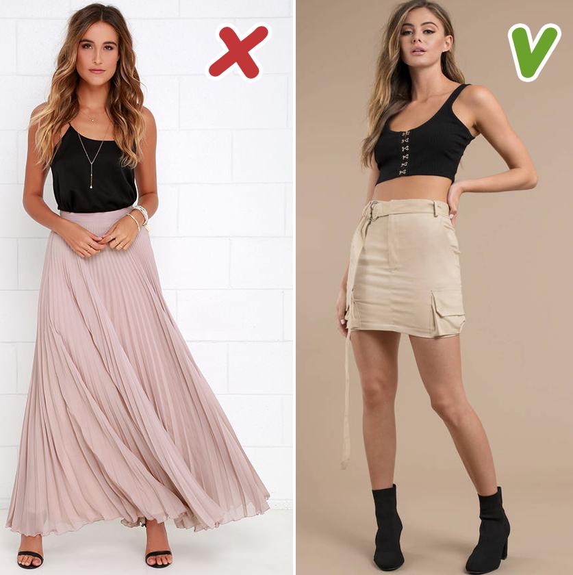 9 kiểu trang phục dễ làm lộ hết khuyết điểm trên cơ thể, chị em nên biết để tránh mặc - Ảnh 9.