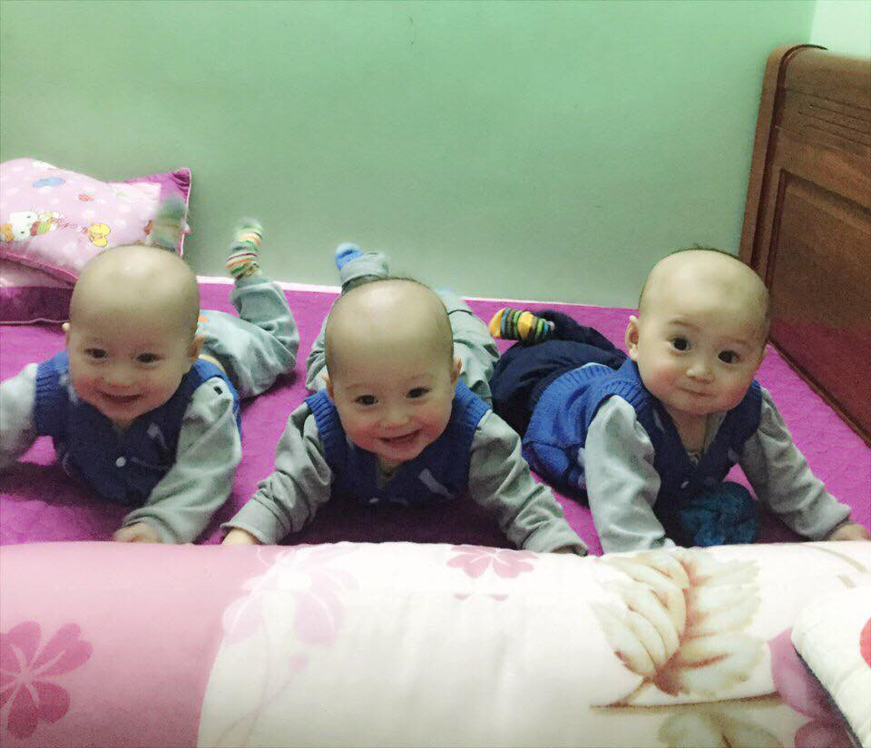 Mang thai ba, người mẹ đặt cược tất cả để giữ lại 3 con, trải qua vô vàn hiểm nguy và cuối cùng vỡ òa trong hạnh phúc - Ảnh 15.