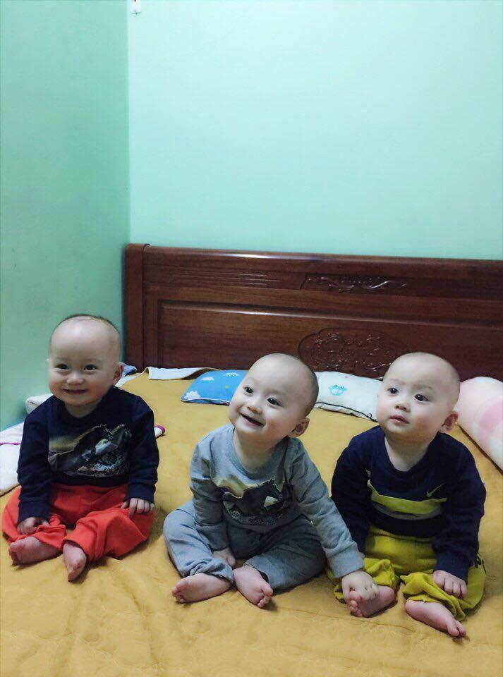 Mang thai ba, người mẹ đặt cược tất cả để giữ lại 3 con, trải qua vô vàn hiểm nguy và cuối cùng vỡ òa trong hạnh phúc - Ảnh 16.