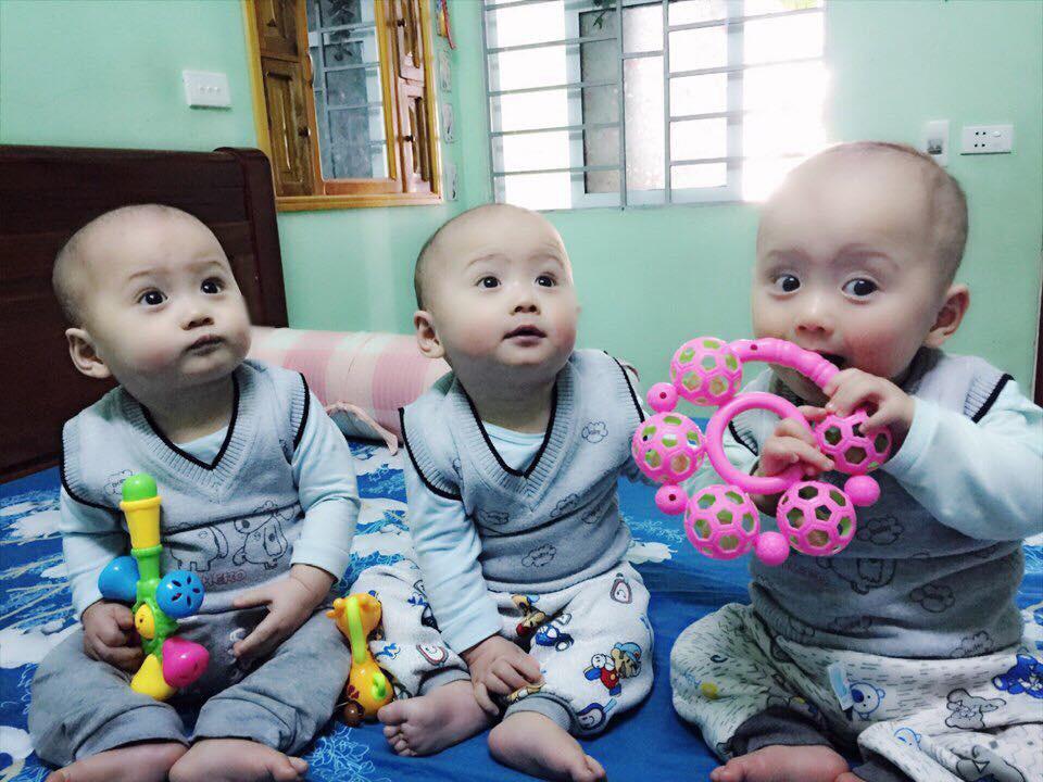 Mang thai ba, người mẹ đặt cược tất cả để giữ lại 3 con, trải qua vô vàn hiểm nguy và cuối cùng vỡ òa trong hạnh phúc - Ảnh 17.