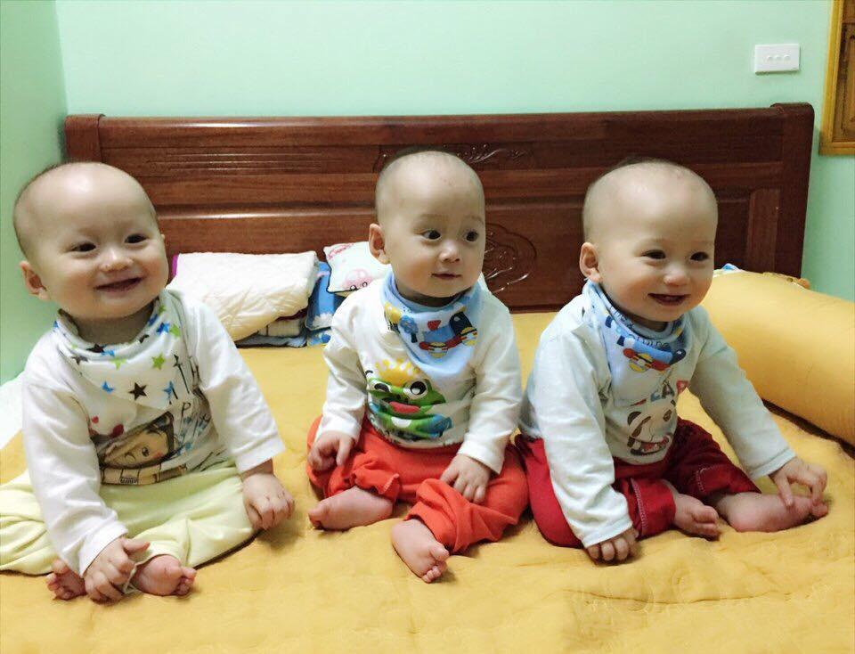 Mang thai ba, người mẹ đặt cược tất cả để giữ lại 3 con, trải qua vô vàn hiểm nguy và cuối cùng vỡ òa trong hạnh phúc - Ảnh 18.
