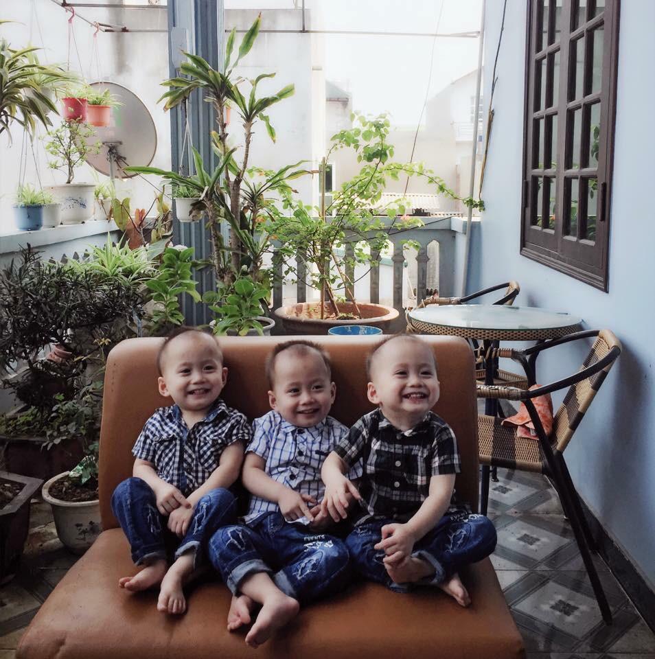 Mang thai ba, người mẹ đặt cược tất cả để giữ lại 3 con, trải qua vô vàn hiểm nguy và cuối cùng vỡ òa trong hạnh phúc - Ảnh 2.