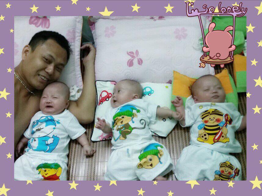 Mang thai ba, người mẹ đặt cược tất cả để giữ lại 3 con, trải qua vô vàn hiểm nguy và cuối cùng vỡ òa trong hạnh phúc - Ảnh 9.