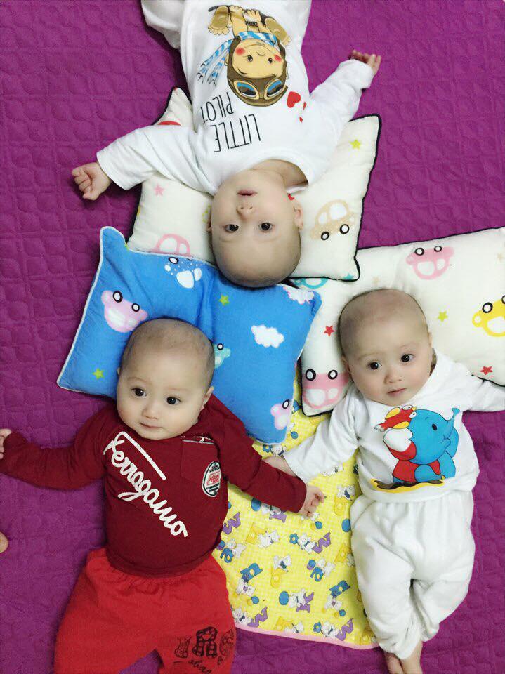 Mang thai ba, người mẹ đặt cược tất cả để giữ lại 3 con, trải qua vô vàn hiểm nguy và cuối cùng vỡ òa trong hạnh phúc - Ảnh 14.