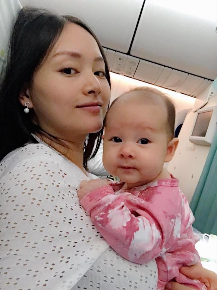 Chia sẻ clip đi đẻ, diễn viên Lan Phương khiến các bà mẹ rơi nước mắt vì đồng cảm và xúc động - Ảnh 9.