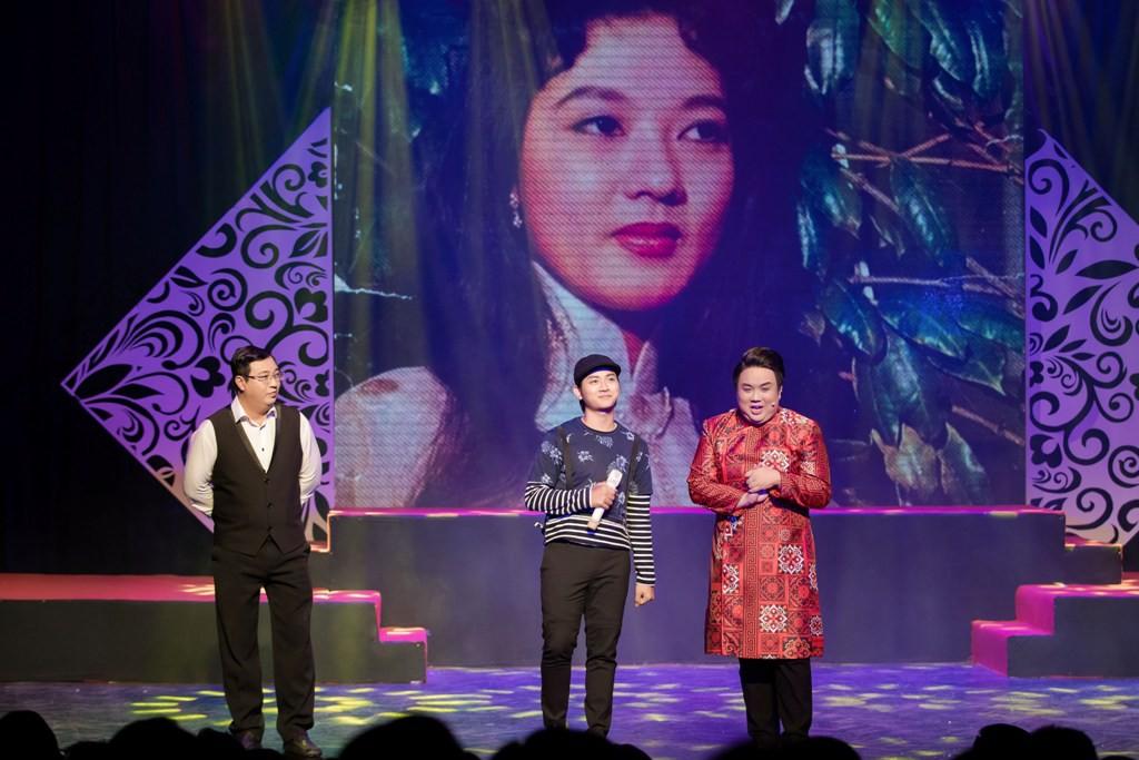 Hoài Lâm bất ngờ về nước, hội ngộ Gia Bảo hát tri ân cố NSƯT Thanh Nga - Ảnh 2.