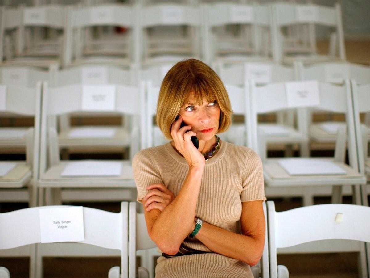 Anna Wintour bị đồn là chẳng còn giữ nổi ghế tại Vogue và bên nhà xuất bản đã chính thức lên tiếng - Ảnh 1.