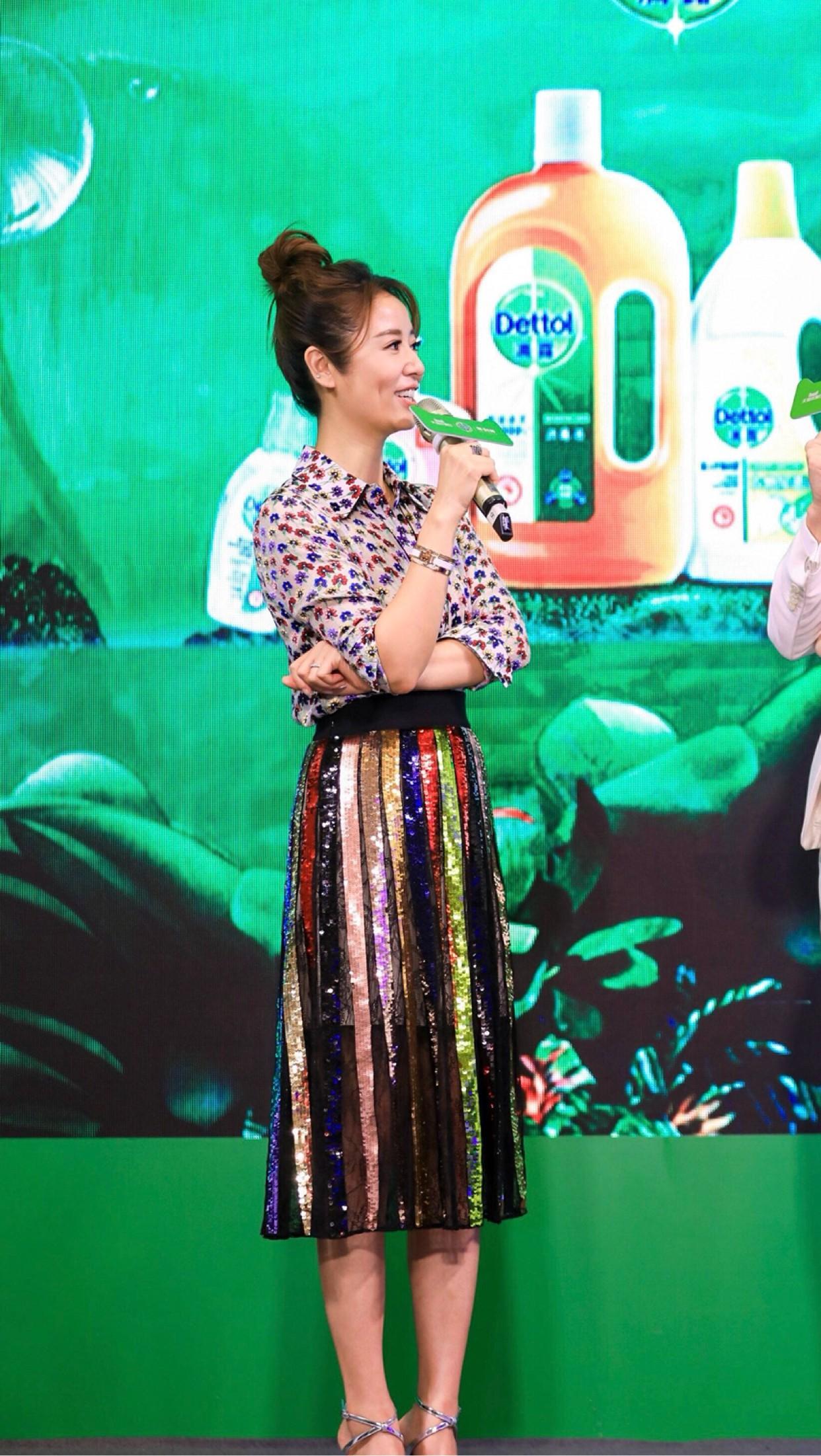 Lộ nhan sắc già chát, Lâm Tâm Như còn khiến khán giả hết hồn với phong cách sến rện - Ảnh 8.
