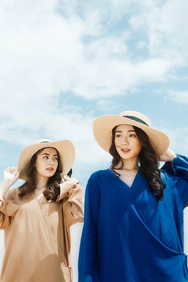 20 mẫu áo blouse siêu xinh từ các thương hiệu Việt chắc chắn sẽ đốn tim nàng trong những ngày giao mùa mát lịm - Ảnh 13.