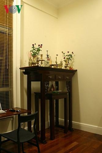 Căn hộ tầng 7 tận dụng khoảng không làm vườn treo - Ảnh 11.