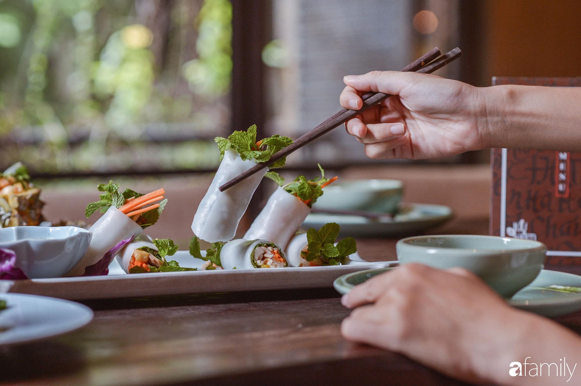 6 nhà hàng chay xinh đẹp và an nhiên nhất định phải đến trong mùa Vu Lan tại Hà Nội và Sài Gòn - Ảnh 4.
