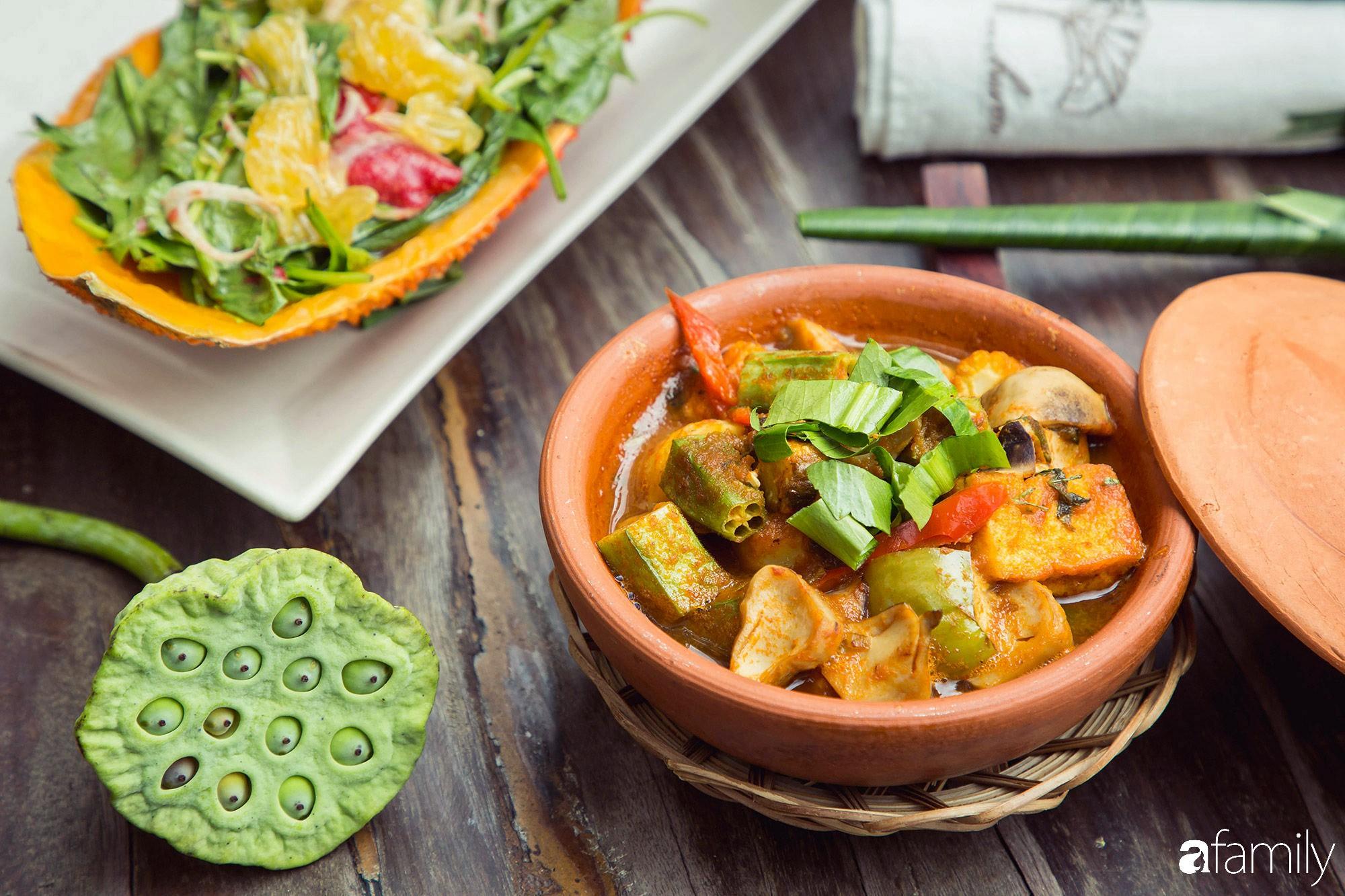 6 nhà hàng chay xinh đẹp và an nhiên nhất định phải đến trong mùa Vu Lan tại Hà Nội và Sài Gòn - Ảnh 17.