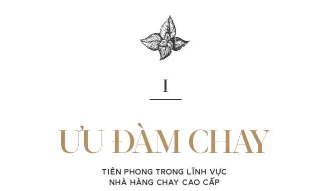 6 nhà hàng chay xinh đẹp và an nhiên nhất định phải đến trong mùa Vu Lan tại Hà Nội và Sài Gòn - Ảnh 3.
