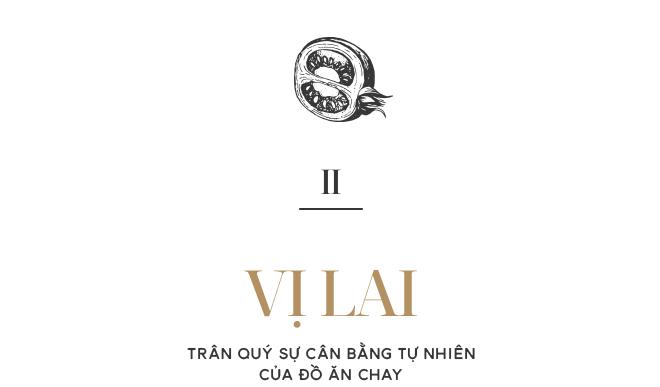 6 nhà hàng chay xinh đẹp và an nhiên nhất định phải đến trong mùa Vu Lan tại Hà Nội và Sài Gòn - Ảnh 7.