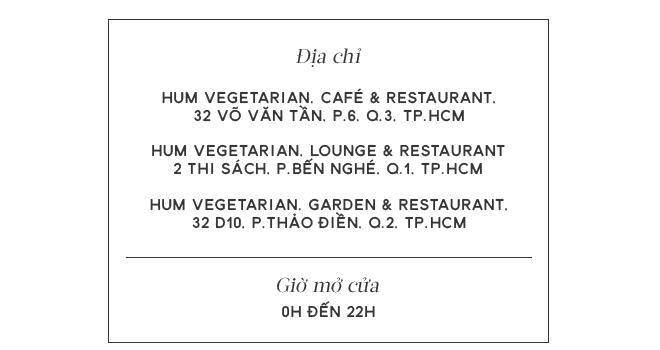 6 nhà hàng chay xinh đẹp và an nhiên nhất định phải đến trong mùa Vu Lan tại Hà Nội và Sài Gòn - Ảnh 18.