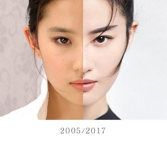 Nhìn lại ảnh cũ 12 năm, Lưu Diệc Phi xinh đẹp vượt thời gian hay đã lộ bằng chứng phẫu thuật thẩm mỹ? - Ảnh 2.