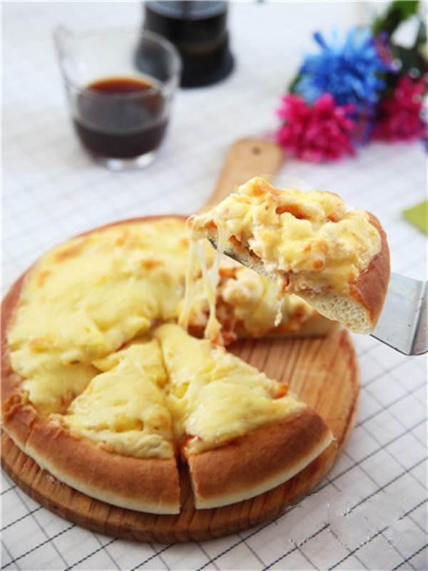 Pizza tôm dứa món ăn hoàn hảo cho bữa sáng - Ảnh 5.