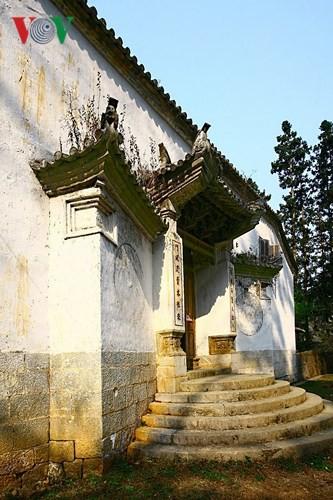 Dinh thự họ Vương - huyền thoại vùng cao nguyên đá Đồng Văn - Ảnh 3.