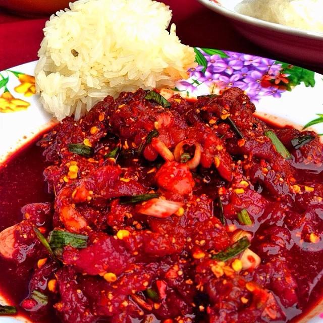 4 món ăn sống của châu Á chỉ nghe thôi cũng khiến khách Tây toát mồ hôi, chống chỉ định với người bụng yếu - Ảnh 4.